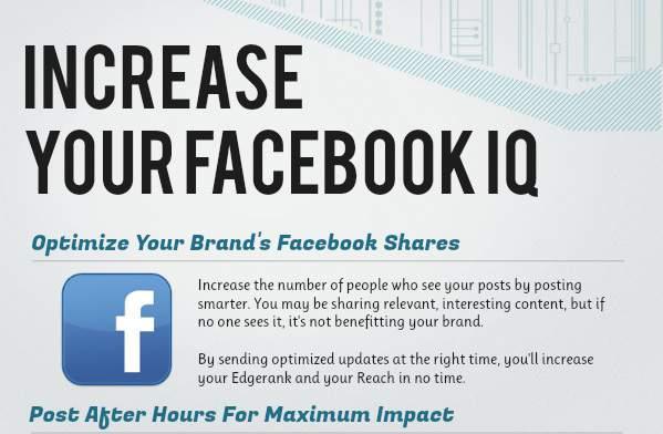 Facebook IQ erhoehen