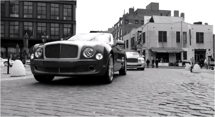 Bentley, Intelligent Details, Video, Werbefilm