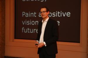 Lars Sudmann gibt Ihnen heute drei wirksame Werkzeuge für Präsentationen im Geschäftsalltag an die Hand. (Foto: © privat)