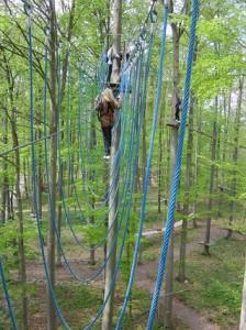 Klettern, Balance, Manuela Starkmann