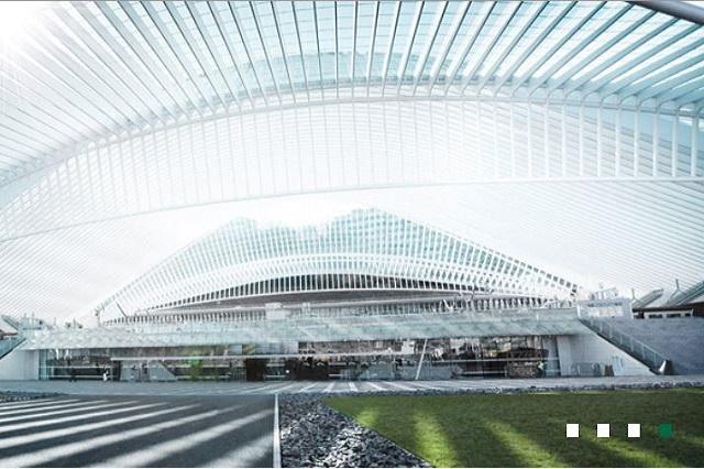 Lasertechnik, Architektur, Konstruktionen