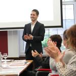 Werte, Marketing, Erfolg, Umsatz, vier zentrale Werte