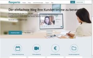 Flexperto, Online-Beratung, Beratung, Internet