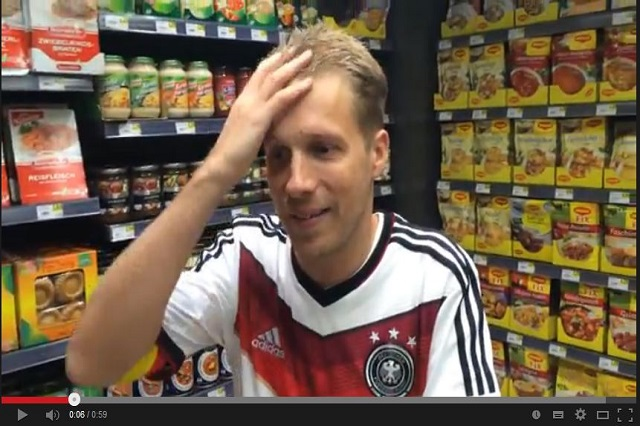 Oliver Pocher, Per Mertesacker,