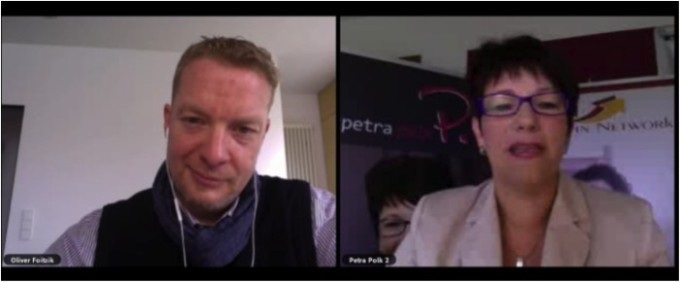 Petra Polk, W.I.N, Women in Network, Networking, Netzwerkerin, Speaker, Coach, Unternehmerin, Netzwerken