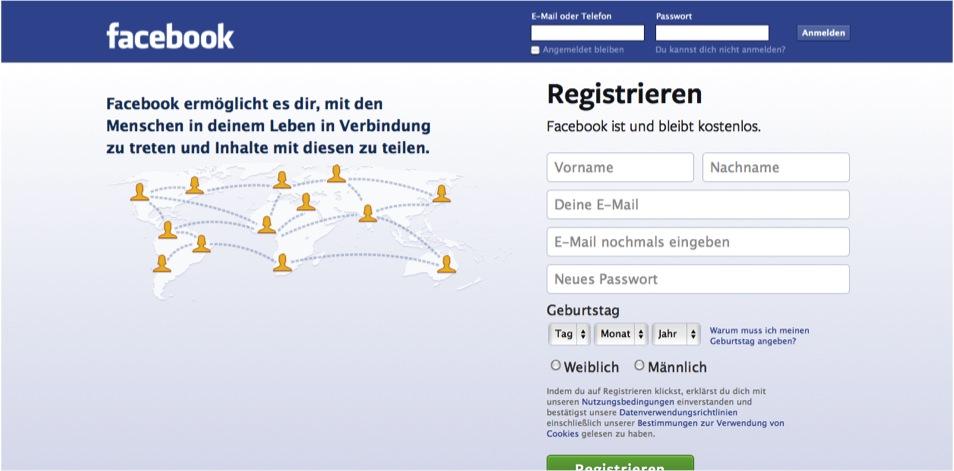 Facebook, Social Media, Soziale Medien