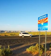 Roadtrip, USA, Reise, Traum