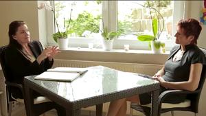 Ilonka Lütjen, Business mit Handicap
