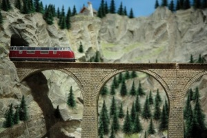 Modellbau, Eisenbahn, Kunstharze, Hobby, Modellbau