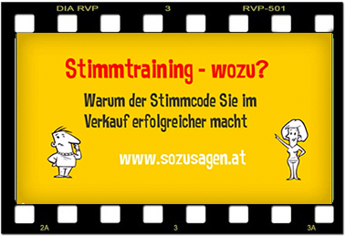 Stimmtraining, Video, Barbara Blagusz, Sprechtraining