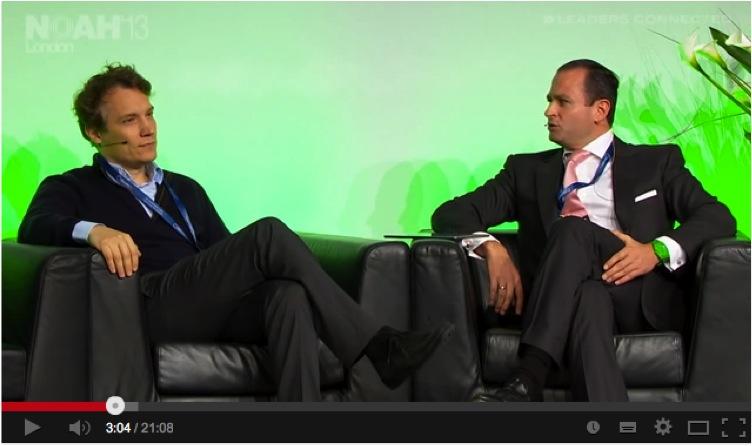 building global companies, oliver samwer, talk, video, noah, conference