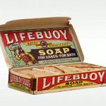 Händewaschen, Seife, historische Seife, Seifendose