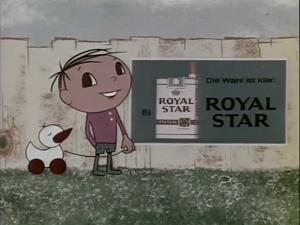 Zynismus, Zigarettenwerbung, Zigaretten, Werbung, 50er Jahre