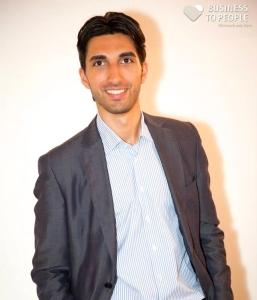 Alessandro Shafi, Business to People, Netzwerk-Veranstaltungen, Unternehmer