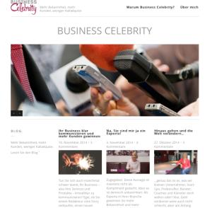 Sonja Kreye, Business Celebrity