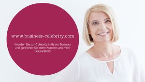 sonja kreye, business celebrity, marketing, expertenstatus, experte werden