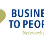 BUsiness to people, logo, netzwerk-veranstaltungen