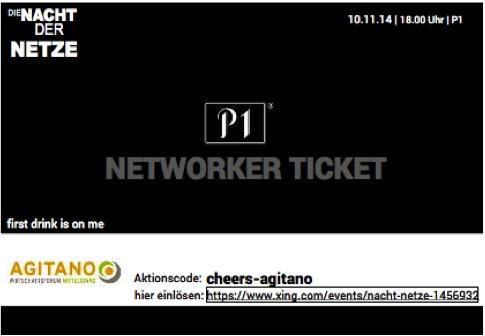 WZN, Nacht der Netze 2014, ITK, Networking