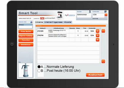 screenshot, filemaker, business anwendungen
