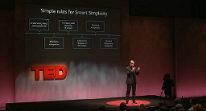 Yves morieux, screenshot, management prozesse, ted talks