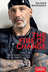 the fire of change, neues ich, cover, rainer biesinger