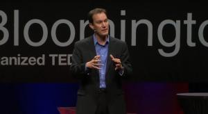 Shawn Anchor, positives Denken, Screenshot, TED Talks