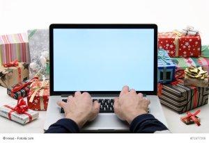 sicheres online-shopping, online-shopping, weihnachten, weihnachtseinkauf