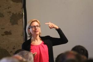 angela dietz, feminess kongress, kommunizieren