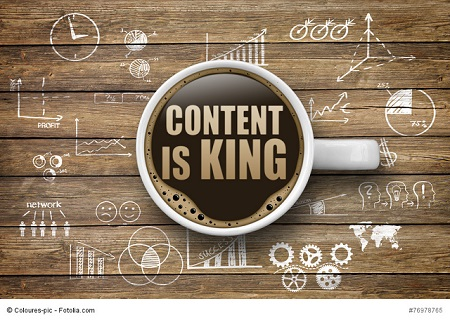 Content-Marketing, Blog Marketing, Blog, Content is King, Content