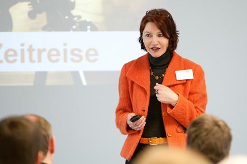Silvia Ziolkowski, vision, future zooming, feminess kongress