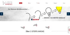 3 STEPS AHEAD, screenshot