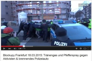 Freiheit, frankfurt, EZB, Blockupy