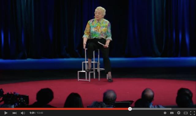 Frauen im Business, Stephanie Shirley, Video, YouTube, TED