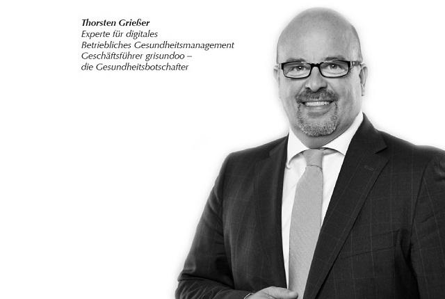 digitales BGM, Thorsten Grießer
