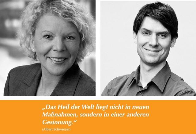 FGM, Feel Good Management, Ingrid Kadisch, Dr. Jan Stamm