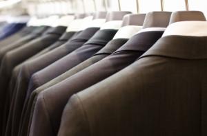 anzug, hemd, krawatte, herrenbekleidung, business, herrenausstatter, kleidergeschäft