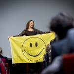 antje heimsoeth, innere einstellung, smiley, think positive