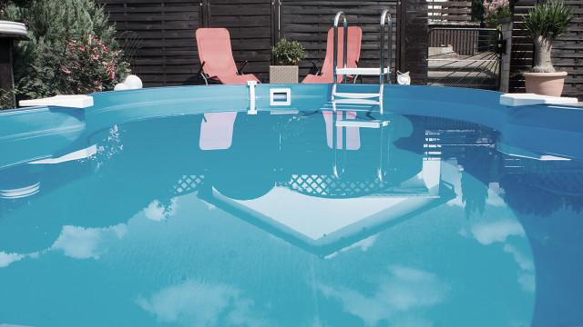 blau, pool, wagner