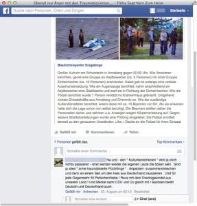 facebook, hasskommentare