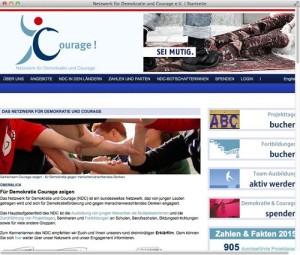 courage, facebook, netzwerk, demokratie