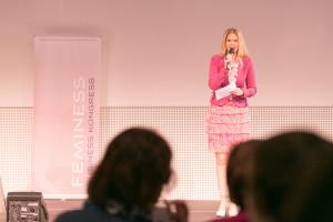 Margit Lieverz, Feminess Kongress 2015, frei zu sprechen, Reden,