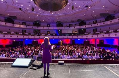 ilona lindenau, speaker's excellence, wirkung, selbstwahrnehmung, motivierende Kommunikation