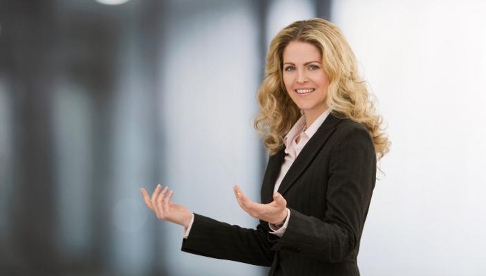 Margit Lieverz, Feminess Kongress 2015, frei sprechen, Reden,