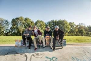 Erfolg, Unternehmertum, Leidenschaft, Skateboarder