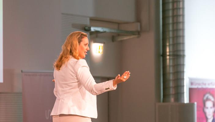 Marina Friess, Feminess Kongress, Unternehmerinnen, Frauen