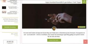 AGITANO-Relaunch- nachher, neue Seite, agitano.com, SCreenshot