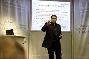 Markenname, Falk S. Al-Omary, Presentation Bootcamp 2015