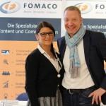 Fomaco, Oliver Foitzik, Sahra Holden, Team