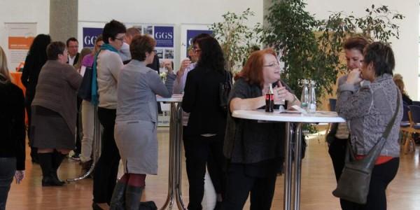 Rund 300 Teilnehmernnen kamen zum Feminess Business Kongress (Bild: © Claudia Zesewitz / Fomaco GmbH)