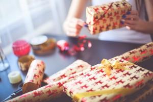 Weihnachtsshopping, Geschenke, Weihnachten